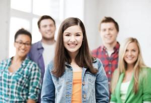 Lycéens et étudiants